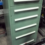 6 Drawers Used Heavy Duty Storage Cabinet, #A2161