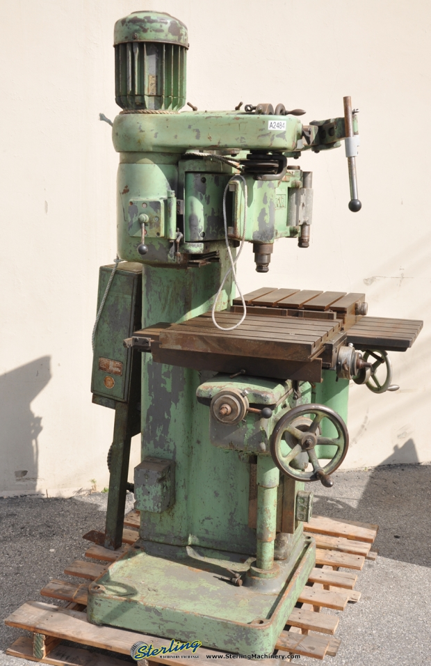 26 Quot Used Barnes Heavy Duty Drill Press Machine Mdl F1097