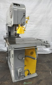 Used DoALL Vertical Deep Throat Bandsaw
