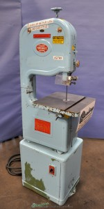 Used Powermatic Metal Cutting Vertical Bandsaw