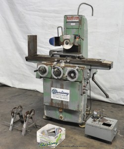 Used Brown & Sharpe 2 Axis Automatic Surface Grinder