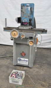 Used Reid Manual Surface Grinder
