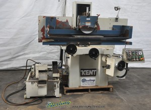 Used Kent 3 Axis Fully Automatic Surface Grinder