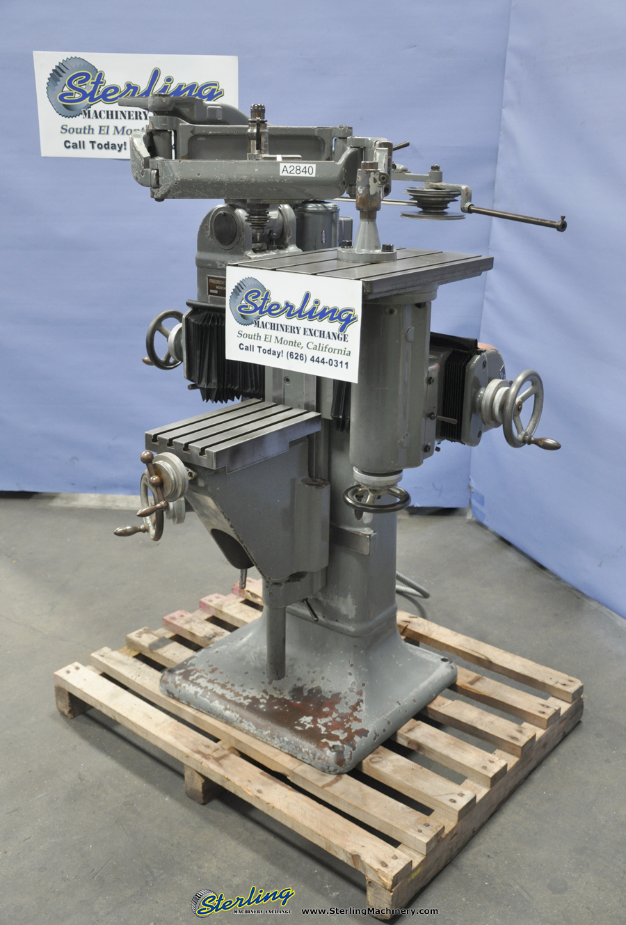 Used Deckel Three Dimensional Pantograph Milling Machine