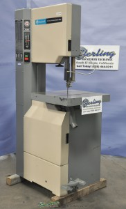Used Rockwell Vertical Bandsaw