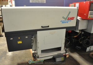 Used LNS Quick Load Servo Barfeed For CNC Machinery