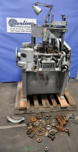 Used Bennett Tools Spring Coil Making Machine