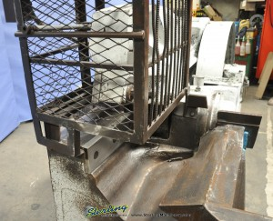 Used Hill Acme Canton Alligator Shear