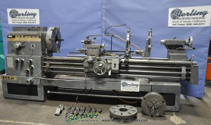 Used Hes Machine Tool Engine Lathe