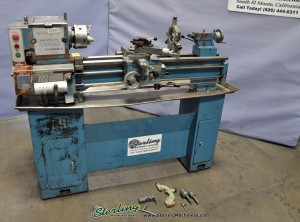 Used Morgan Geared Head Engine Lathe