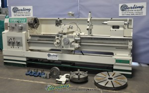 Used Birmingham Gap Bed Engine Lathe