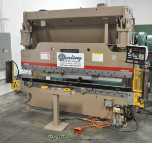 Used Cincinnati Hydraulic CNC Press Brake