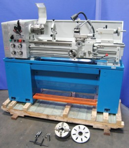 Brand New Acra Gap Bed Engine Lathe With DIGITAL READOUT INSTALLED