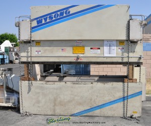 Used Wysong CNC Hydraulic Brake
