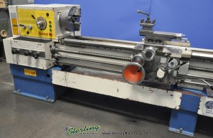 Used Lion (Heavy Duty) Gap Bed Engine Lathe