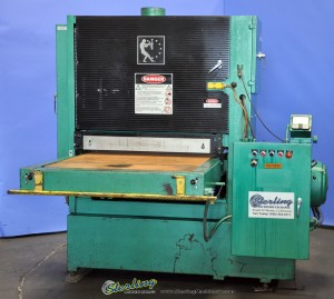 Used Timesaver Wide Belt Sander (Wood Sander)