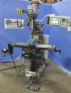 Bridgeport Series I EZ Trak CNC Vertical Mill (EXCELLENT CONDITION)