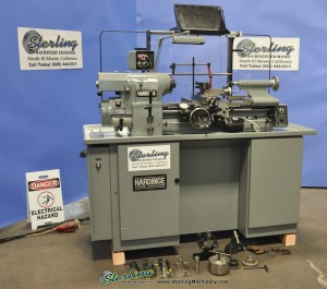 Used Hardinge Precision Tool Room Lathe (EXCELLENT CONDITION)