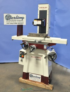 Used Chevalier Accugrind Super Precision Surface and Form Grinder