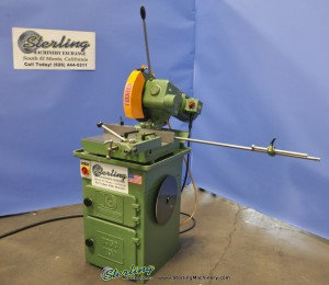 Used Doringer Cold Saw (For Cutting Steel, Stainless, Aluminum, Brass, Copper, Plastics)