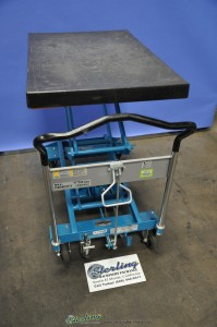 Used Dandy Lift Hydraulic Lift With Wheels