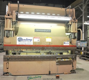 Used Cincinnati 5 Axis Form Master II CNC Hydraulic Press Brake With (Extended Stroke)
