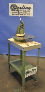 Used Di-Arco Hand Notcher