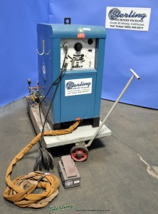 Used Miller  AC/DC Gas Tungsten Arc Welding Machine