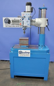 Used Knuth Radial Drill
