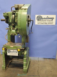 Used Rousselle OBI Punch Press