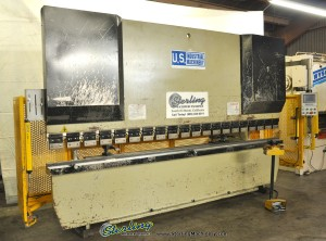Used U.S Industrial CNC Hydraulic Press Brake