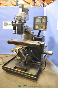 Used Bridgeport (Variable Speed) 3 Axis CNC Vertical Mill