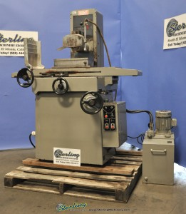 Kent Precision (2 Axis Automatic) Surface Grinder