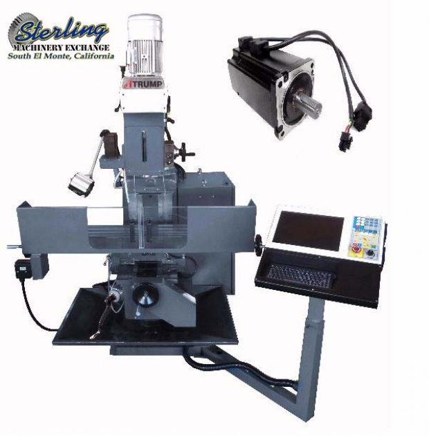 Knee Milling Machine