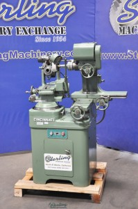Cutter & Tool Grinder
