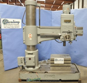 Radial Arm Drill